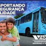 TRANSPORTANDO COM SEGURANÇA E QUALIDADE