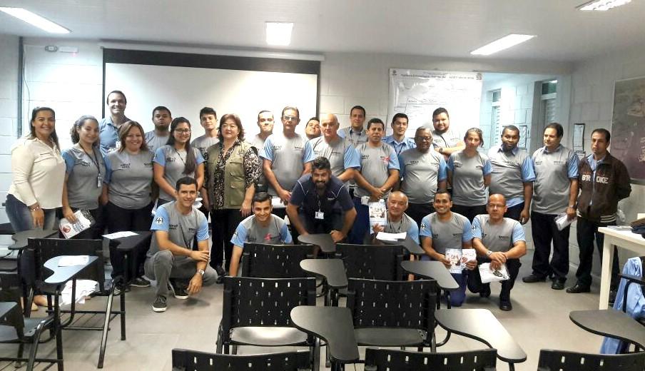 Viação Rocio realiza a 10ª. Edição da SIPAT – 23 a 27/10/2017
